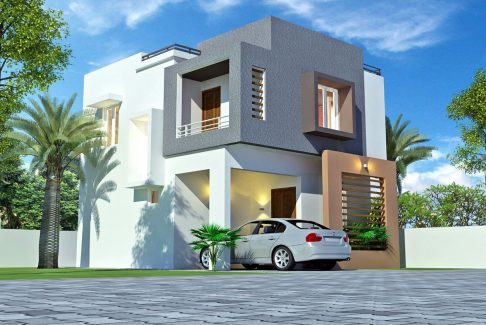 Gated Community Villas in Tirupur