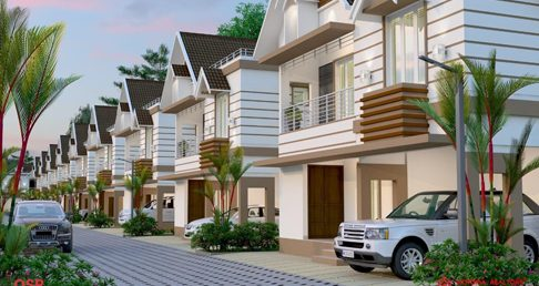 New house for sale in Thrissur