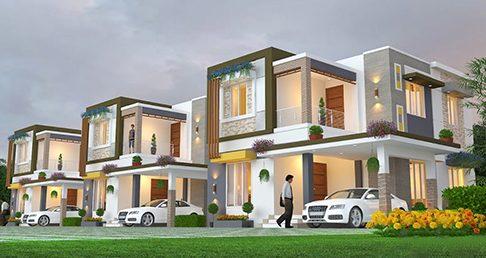 Chaithram Villas
