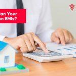 Planning home loan EMIs